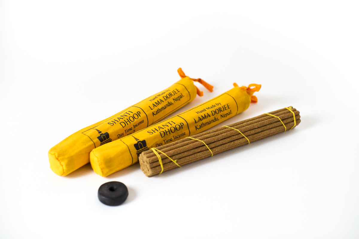 Shanti Dhoop Day Time Incense благовония_product