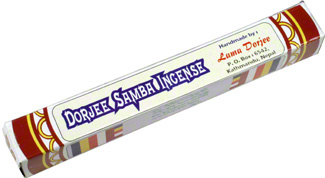 Dorjee Samba Incense - Ваджрасаттва