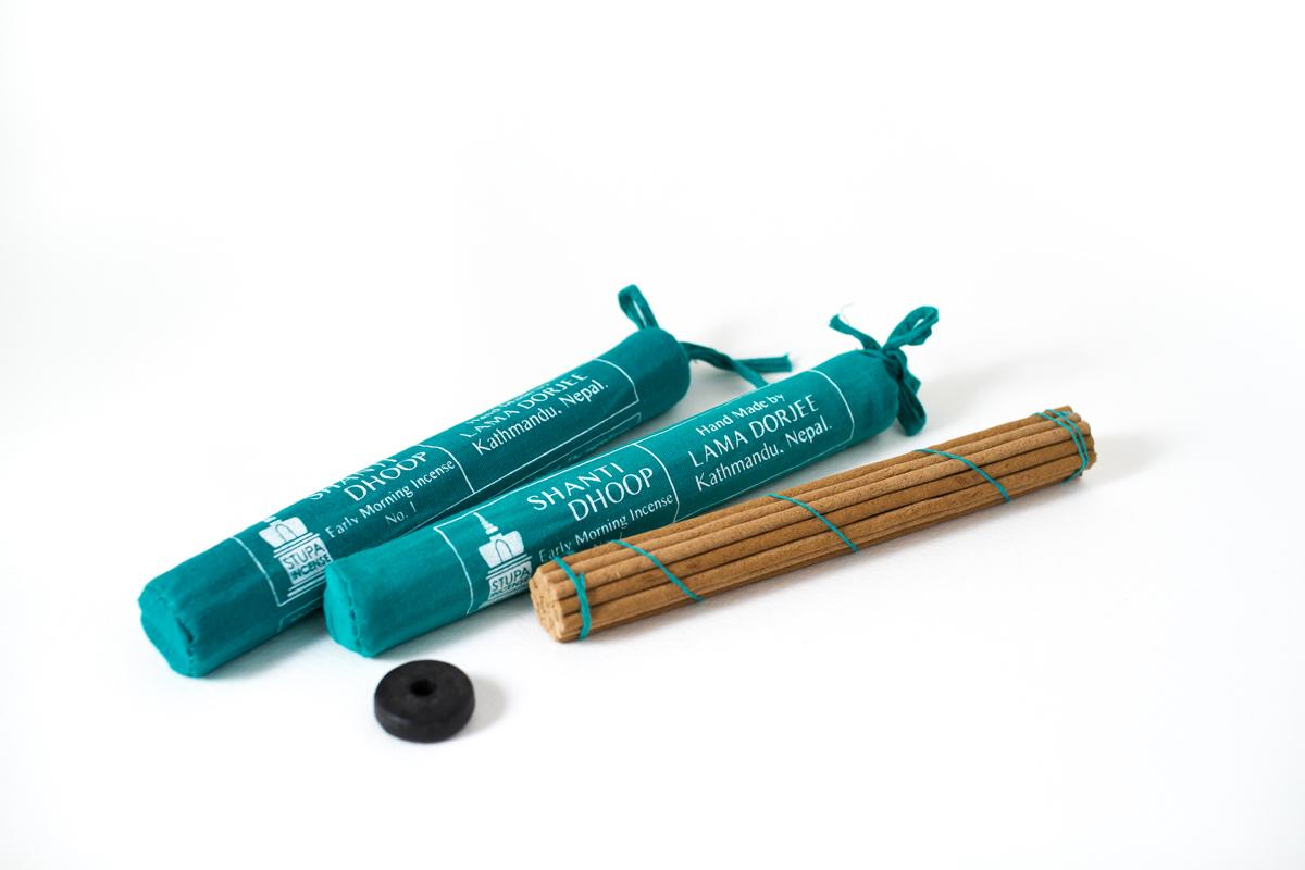 Shanti Dhoop Early Morning Incense арома палочки_product