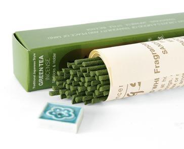 Благовония Зеленый чай
