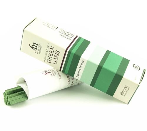 Благовония Green Oasis - Зеленый Оазис